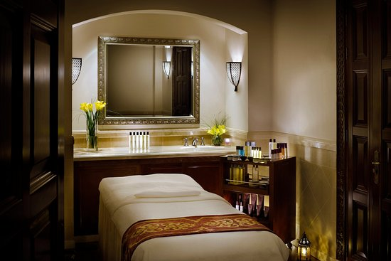 Residence & Spa at One&Only Royal Mirage Dubai: One&Only Spa Treatment Room at One&Only Spa, One&Only Royal Mirage, Dubai