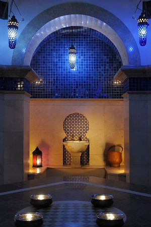 Residence & Spa at One&Only Royal Mirage Dubai: Traditional Oriental Hammam, Residence & Spa, One&Only Royal Mirage, Dubai