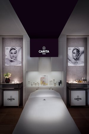 Residence & Spa at One&Only Royal Mirage Dubai: Carita Suite at One&Only Spa, One&Only Royal Mirage, Dubai