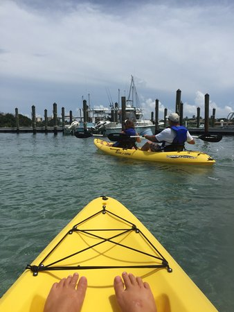 Jupiter, Floryda: Out on the Kayak