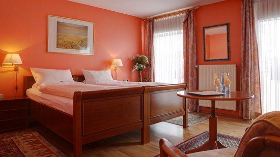 Bad Breisig, Tyskland: Doppelzimmer