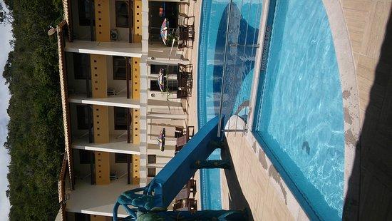 Porto Calem Praia Hotel: Hotel porto calem