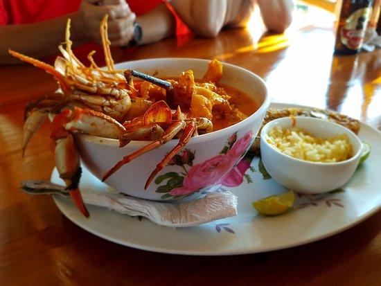 Restaurante El Viajero: самый вкусный суп