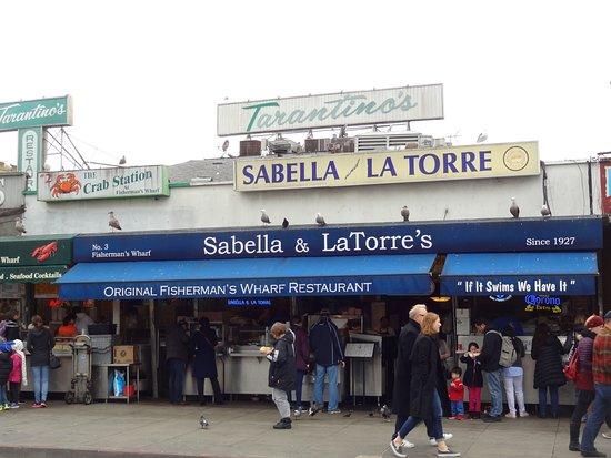 Sabella And Latorre Entrance Picture Of Sabella Amp La