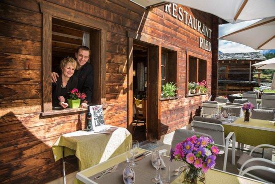 Hotel Nest - und Bietschhorn: Herzliche Gastfreundschaft