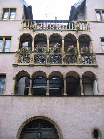 Maison des Chevaliers de Saint-Jean