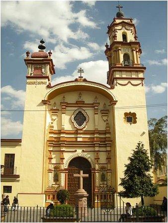 Toluca, México: Santa Vera Cruz