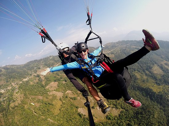 Skywalk Paragliding