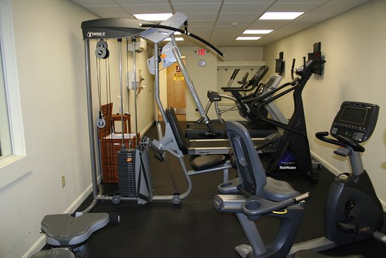 Wolfeboro, Nueva Hampshire: Exercise room