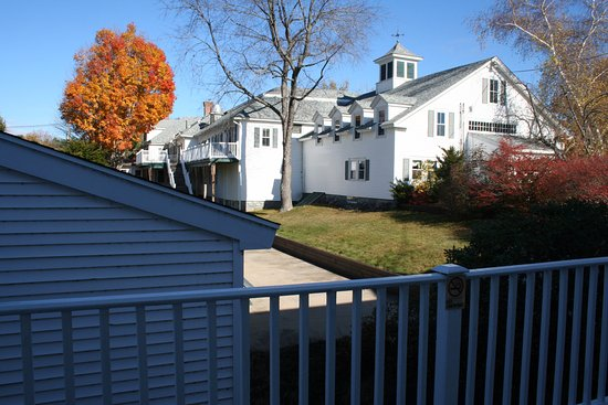 Wolfeboro, NH: Main Inn villa view