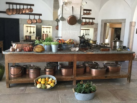 Pena palace kitchen - Picture of Lisbon & Beyond, Lisbon - TripAdvisor