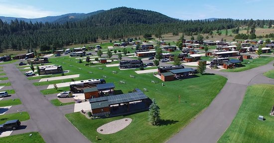 Blanchard, ID: Motor Coach Village At StoneRidge
