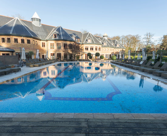 Photo of Hotel Orchid Suite, Pennyhill Park Hotel at London Road, Windlesham GU19 5EU, United Kingdom