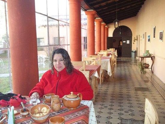 Yala, Argentina: Desayunador