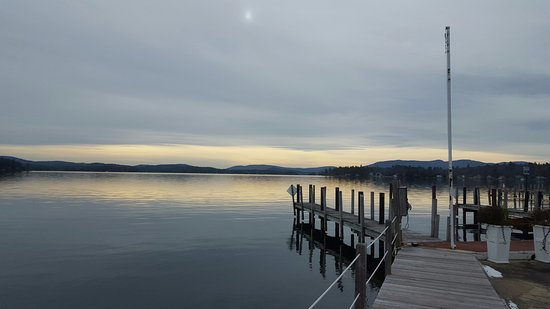 Wolfeboro, Нью-Гэмпшир: Lake Winnipesaukee