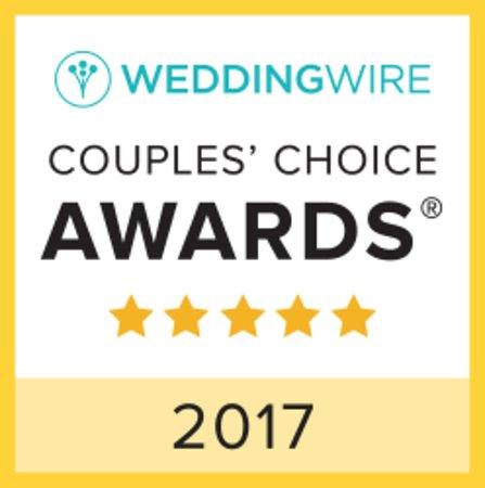 Edgewood Inn: Recipients represent the top five percent of wedding professionals on WeddingWire