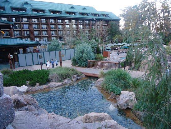Boulder Ridge Villas At Disneyu0027s Wilderness Lodge: Grounds