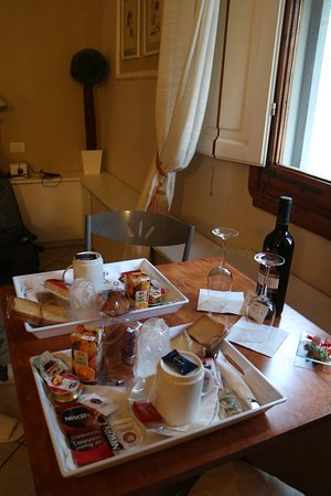 Residenza Manzoni: Завтрак