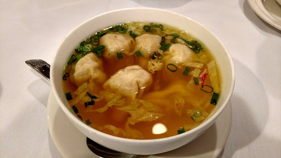 Hopkinton, MA: Large Won Ton Soup