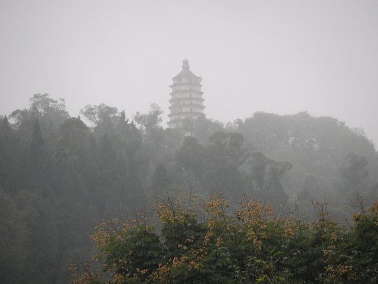 Dazu County, China: Bei Shan, Dazu, Cina