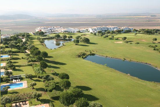 Benalup-Casas Viejas, Ισπανία: GOLF COURSE&RESORT