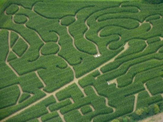 Labyrinthe de Honfleur