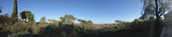 Ramat HaNadiv: Парк Ротшильд. Панорама