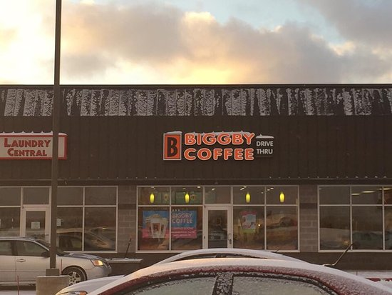 New Biggby Coffee in Cedar Springs