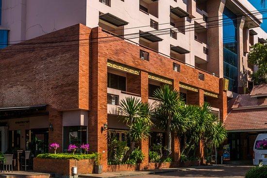 清邁門飯店照片