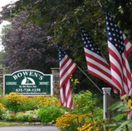 Hampton Bays, Νέα Υόρκη: Entrance