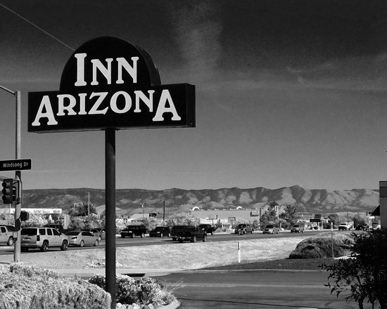 Prescott Valley, Αριζόνα: view from hotel