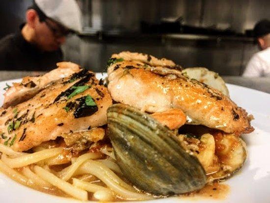 From Bellini S Kitchen Picture Of Bellini Italian Cuisine Cary Tripadvisor