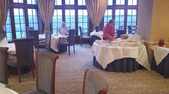 Scone, UK: Breakfast buffet