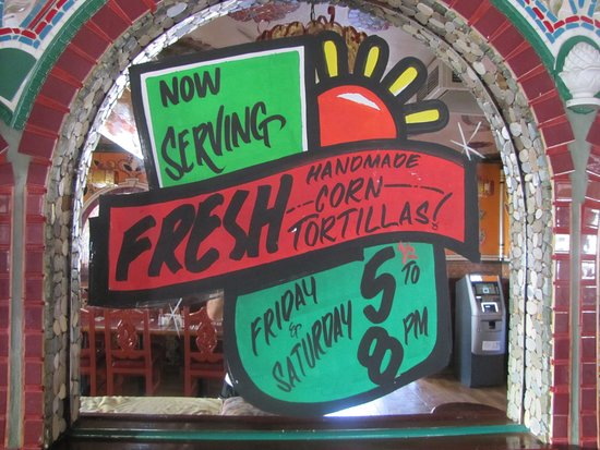La Grande, OR: FRIDAY & SATURDAY FRESH HAND MADE CORN TORTILLAS