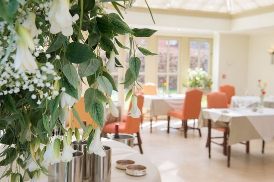 Worfield, UK: Orangery Restaurant