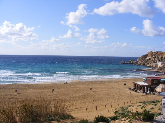 St. Paul's Bay, Malta: Jan beach view