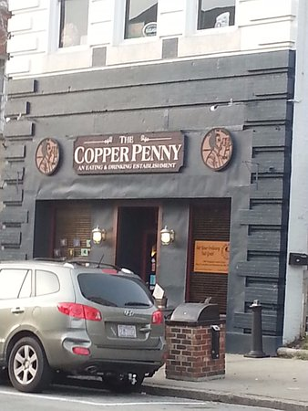 Copper Penny : Warm and welcoming on the inside