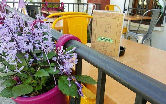imagen Cafeteria Almijara en Frigiliana