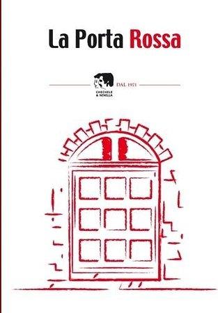 La porta rossa milan restoran yorumlar tripadvisor for La porta media