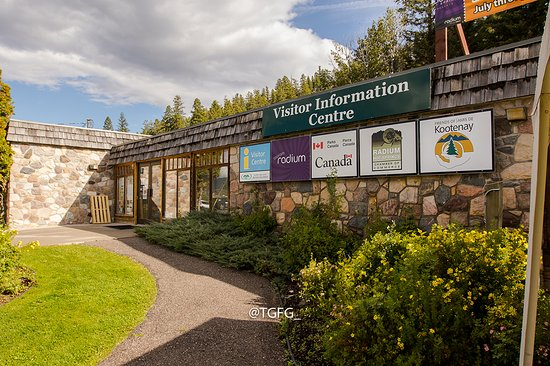 ‪Radium Hot Springs Visitor Centre‬