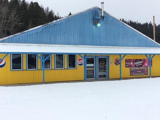 Libby, Μοντάνα: Carousel Roller Rink