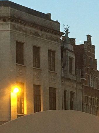 Photo of Monument / Landmark Great Market Square (Grote Markt) at Leuven, Belgium