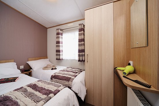 Slingsby, UK: Typical Twin Bedroom