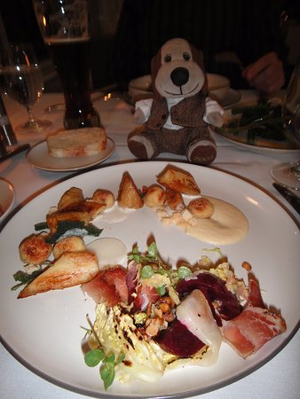 Malahat, Canadá: Food was great!