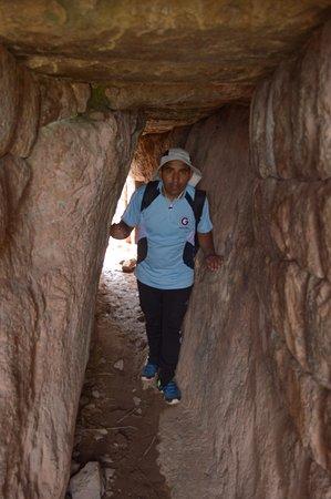 Cusco Region, เปรู: Dentro de la Chincana