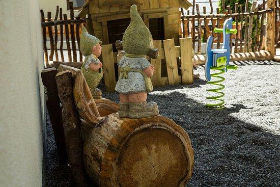 Nesselwaengle, Austria: Kinderspielplatz