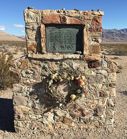 Beatty, NV: Monument
