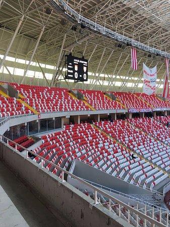 Sivas Yeni 4 Eylul Stadyumu