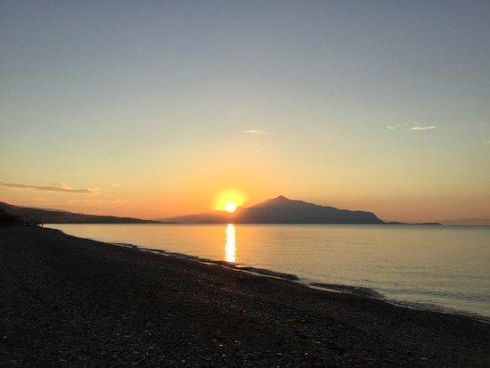 Potokaki, Grecja: Sunrise