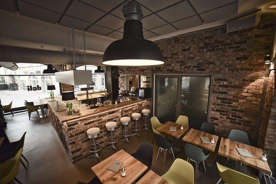 Im Neuen Factory Style Darf Naturlich Eine Alte Industrielampe
